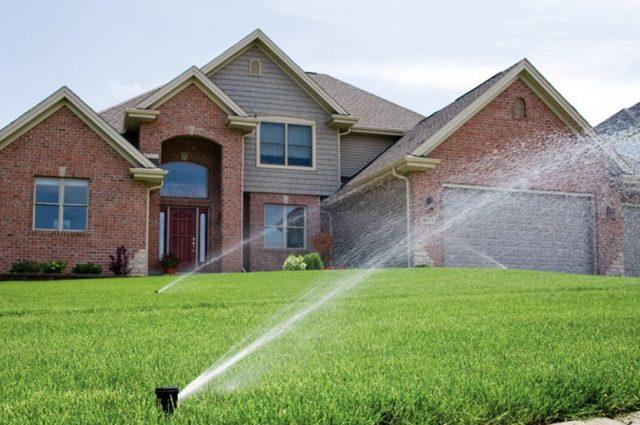 McKinney Sprinkler Repair